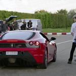 Ferrari VS … Bicicleta? Isso é coisa de maluco!
