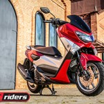 Yamaha NMax 160 na briga dos scooters
