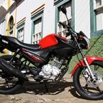 Yamaha Factor 125i: nova moto com injeção eletrônica