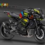 Yamaha MT-10 The Doctor por AD Koncept