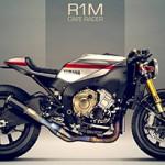 Yamaha R1M Cafe Racer?