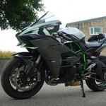 Kawasaki Ninja H2R em Ride 2: novo Game da Milestone
