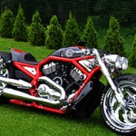 Harley-Davidson V-ROD Supercharger por Fredy Jäätes