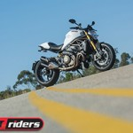 Ducati Monster 1200S: tem ciclística e tecnologia de esportiva