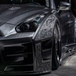 Nissan GT-R Kuhl Racing: o super esportivo como arte sombria
