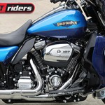 Harley-Davidson Ultra Limited 2017: novo motor vibra menos