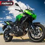 Kawasaki Versys 650 ganha fôlego extra para viajar