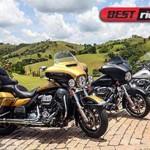Harley-Davidson Street Glide: linha 2017 com motor maior