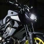 Yamaha MT-09: mais radical em 2017