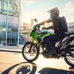 Kawasaki Versys-X 300 será comercializada nos EUA