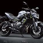 Kawasaki Z 650 é mais agressiva no visual