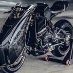 MV Agusta Brutale 'BALLISTIC TRIDENT' por ROUGH CRAFTS