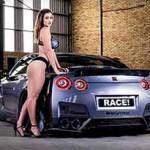 Nissan GT-R R35: a bela e a fera!