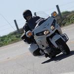 Honda Gold Wing: mais de 80 unidades com recall de airbag