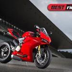 Ducati 1299 Panigale S oferece desempenho de pista em moto de rua
