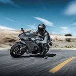 Kawasaki Ninja H2 Carbon chega por R$ 164 mil