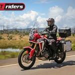 Honda Africa Twin cruza 6.000 km pela América do Sul