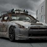 Nissan GT-R Elysium Liberty Walk: o superesportivo pós-apocalíptico