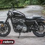Harley Roadster é a esportiva para desfilar e acelerar