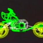 Yamaha GTS 1000 1993: vídeo antigo revelava moto tecnológica