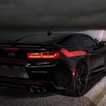 """Chevrolet Camaro ZL1 """"O Exorcista"""": possuído por 1000 cv"""