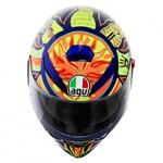 AGV K3  SV FIVE CONTINENTS 11 150x150 AGV lança no Brasil capacete réplica do piloto Morbidelli