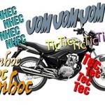 Sua moto fala!