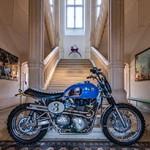 Triumph Bonneville ISDT por FCR Original