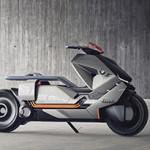 BMW Motorrad Concept Link: o futuro das duas rodas