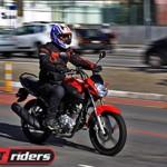 Yamaha Factor 150 UBS traz freios mais eficientes