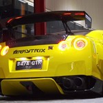 Nissan GT-R R35 by Armytrix Indonesia