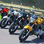 CB300R 01 destaque 150x150 Honda CB 1000R traz mais potência e eletrônica