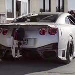 Nissan GT-R Texas Godzilla com 2.000 hp