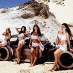Mad Max: um tributo de belas garotas no deserto