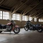 Harley-Davidson apresenta oito novos modelos para 2018