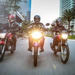 Honda CG 2018 será equipada com Freios CBS