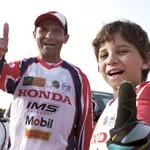 Dia dos Pais: Jean Azevedo incentiva filho no mundo duas rodas