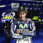 Valentino Rossi competirá em Aragão