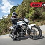 Salão Duas Rodas: Yamaha Fazer 250 mais esportiva e moderna