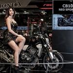 Honda CB 1000R: mais potente e moderna