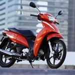 Honda Biz quer ser um scooter