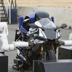 motobot 5 150x150 Valentino Rossi vs Motobot: The Doctor enfrenta robô Yamaha