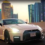 nissan gt R nismo destaque 150x150 Nissan GT R e outros superesportivos arrasam no Drift Car