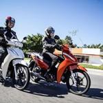 Honda Biz: veja o que mudou em 20 anos