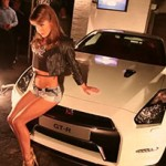 Nissan GT-R e as russas mais top!