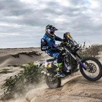 Yamaha vence na quarta etapa do Rally Dakar e assume liderança