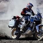 Honda lança versão mais aventureira da Africa Twin