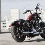 Harley lança Iron 1.200 cc e Forty-Eight Special