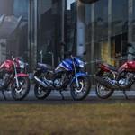 As motos mais vendidas em janeiro