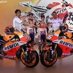 Honda apresenta as cores para a MotoGP 2018